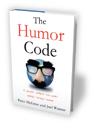 Peter McGraw & Joel Warner - The Humor Code