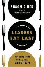 Simon Sinek: 'Leaders Eat Last'
