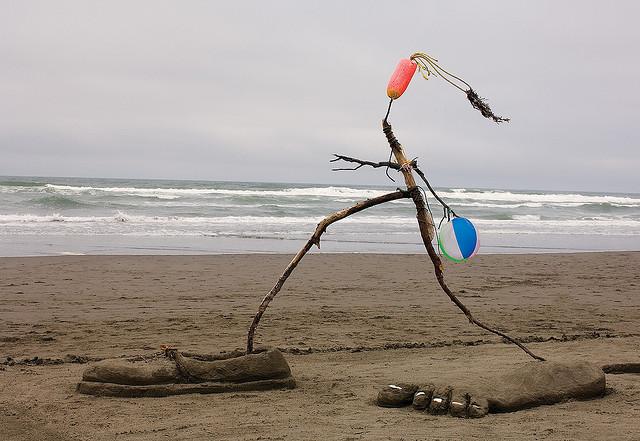 resilient sand walker
