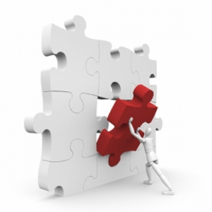 puzzle vermelho nb14202