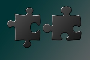 Jigsaw 4 metaphor for organisations and people fitting in