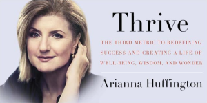 Arianna Huffington's new book says it's time we stopped glorifying 'burnout'
