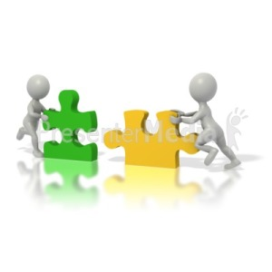 work together jigsaw