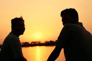empathy - friends talking