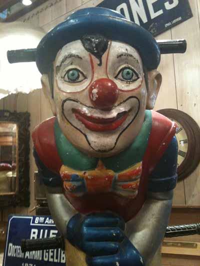 always the clown