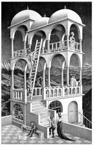 Belvedere (Escher)