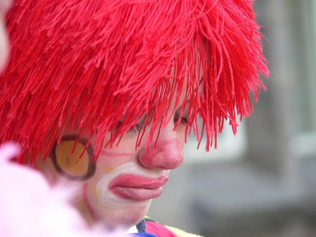 why am I afraid of clowns?