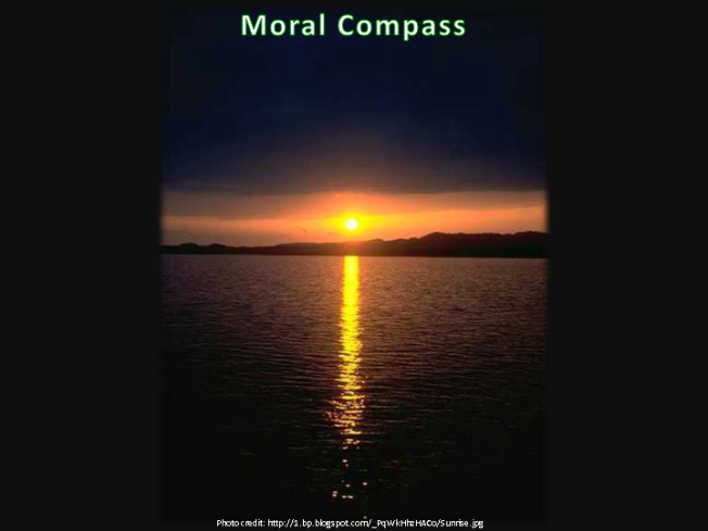Moral Compass, Resilience Capability #3