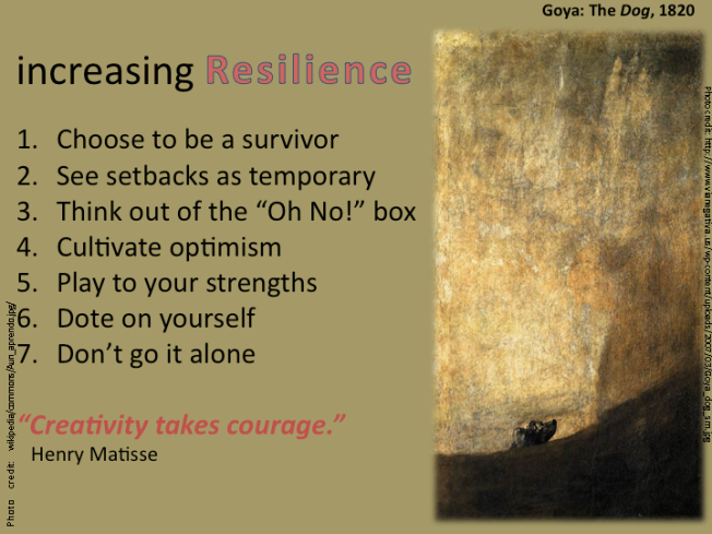 Top Tips for Increasing Resilience, BridgeBuilders STG Ltd 2014