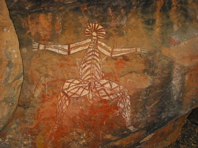 Nourlangie Art, Northern Australia